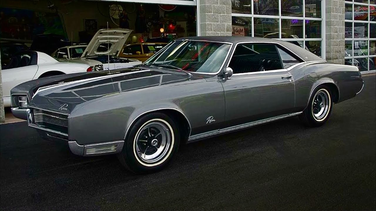 Buick Riviera II 1966 - 1970 Coupe #8