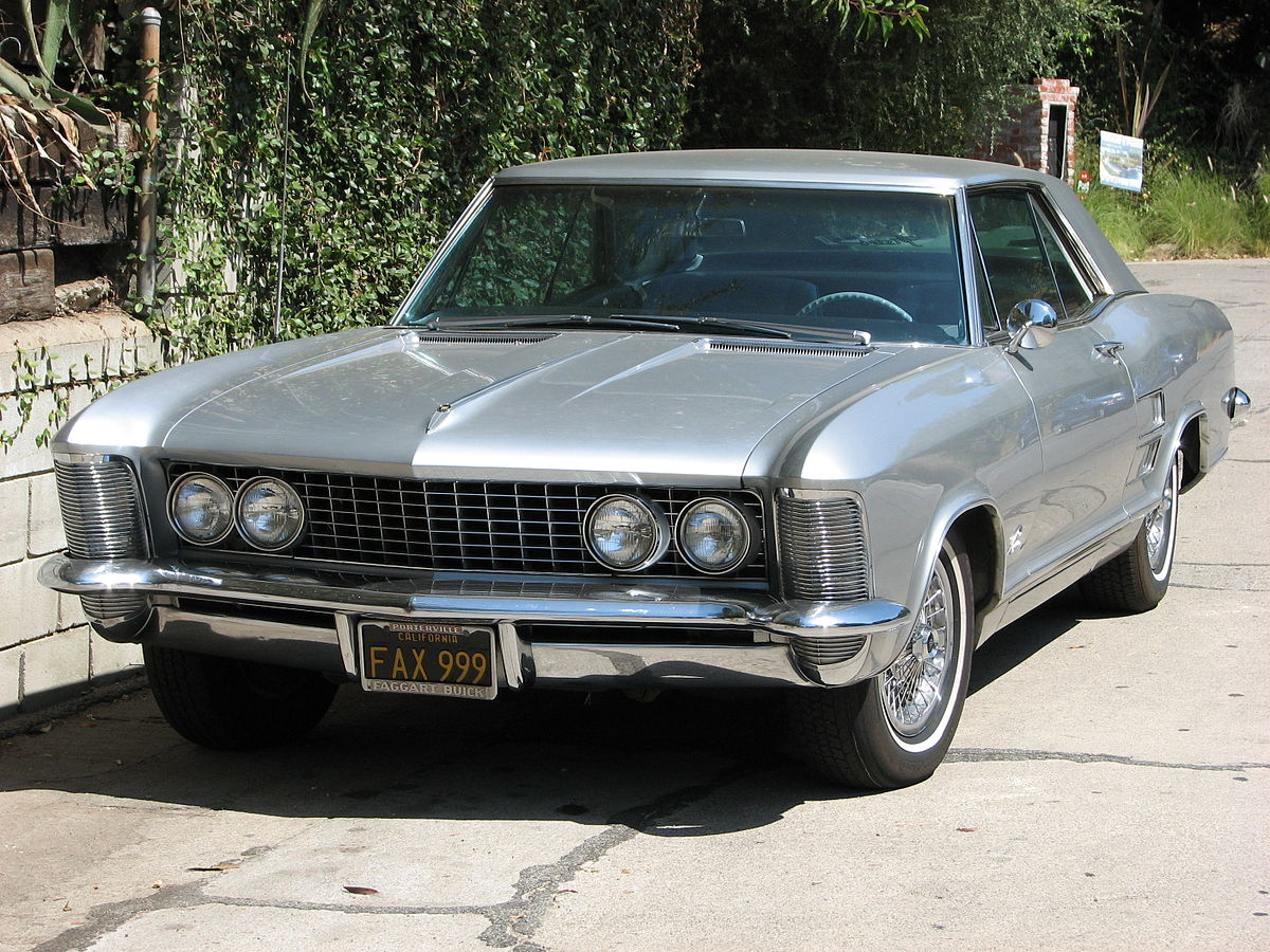 Buick Riviera II 1966 - 1970 Coupe #5