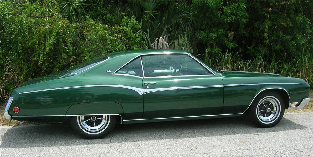 Buick Riviera II 1966 - 1970 Coupe #7