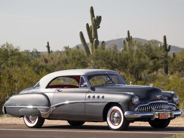 Buick Roadmaster V 1949 - 1953 Sedan 2 door #5