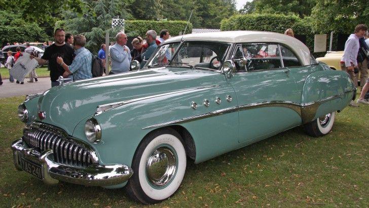 Buick Roadmaster V 1949 - 1953 Sedan 2 door #4
