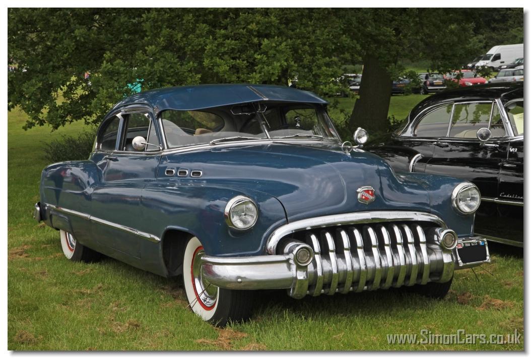 Buick Roadmaster V 1949 - 1953 Sedan 2 door #2