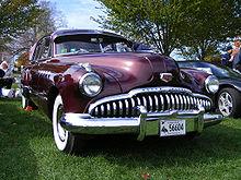 Buick Roadmaster V 1949 - 1953 Sedan 2 door #6