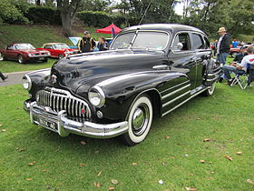 Buick Special I 1936 - 1949 Sedan #7