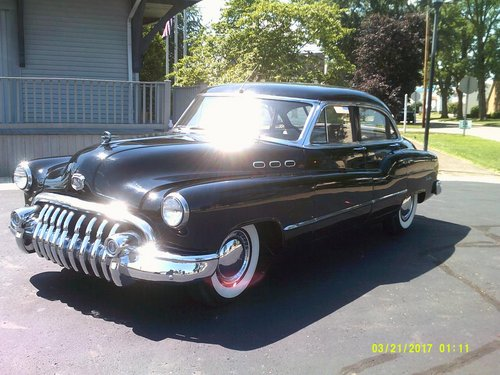 Buick Super 1942 - 1953 Sedan #2