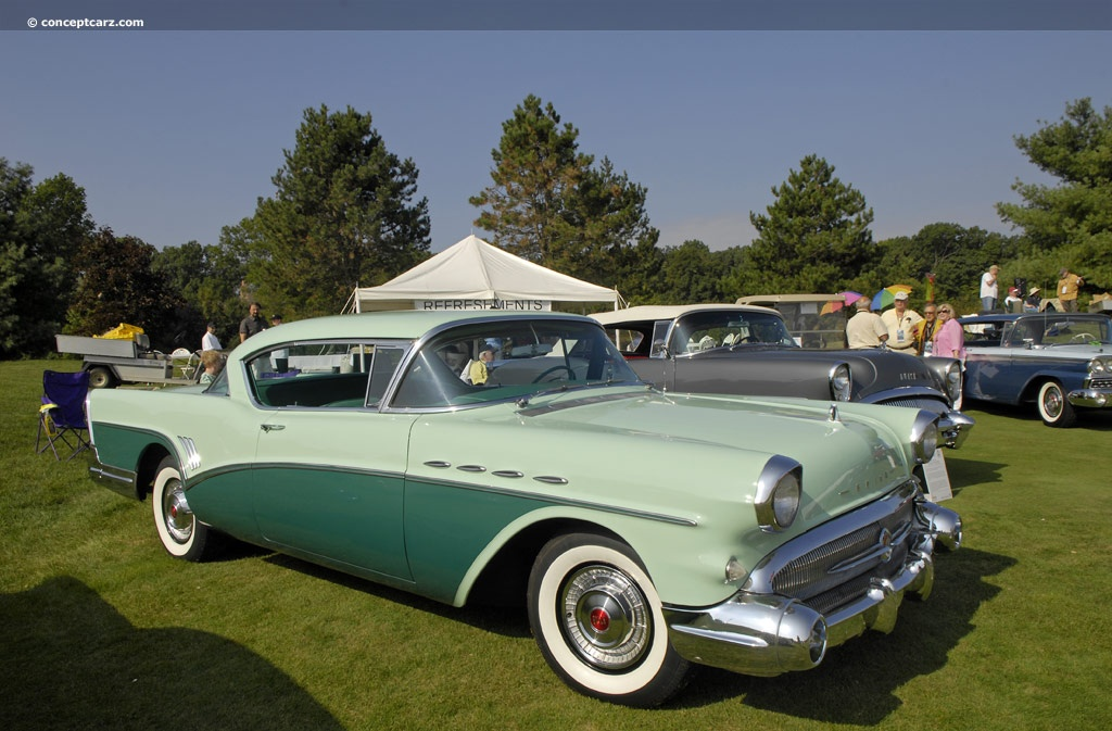 Buick Super 1942 - 1953 Sedan #1
