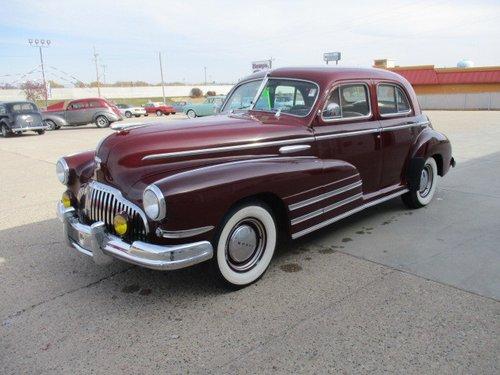 Buick Super 1942 - 1953 Sedan #5