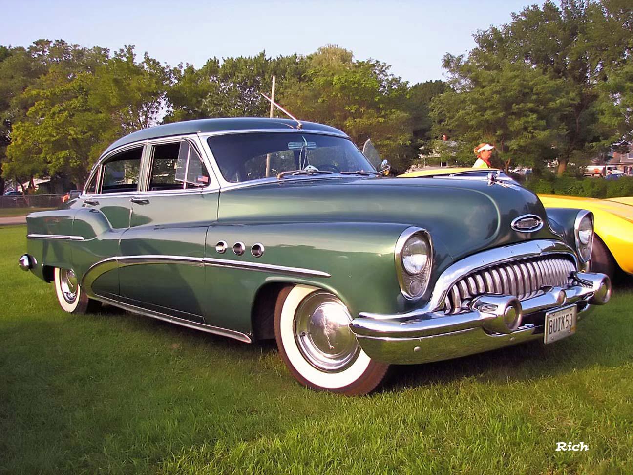 Buick Super 1942 - 1953 Sedan #3