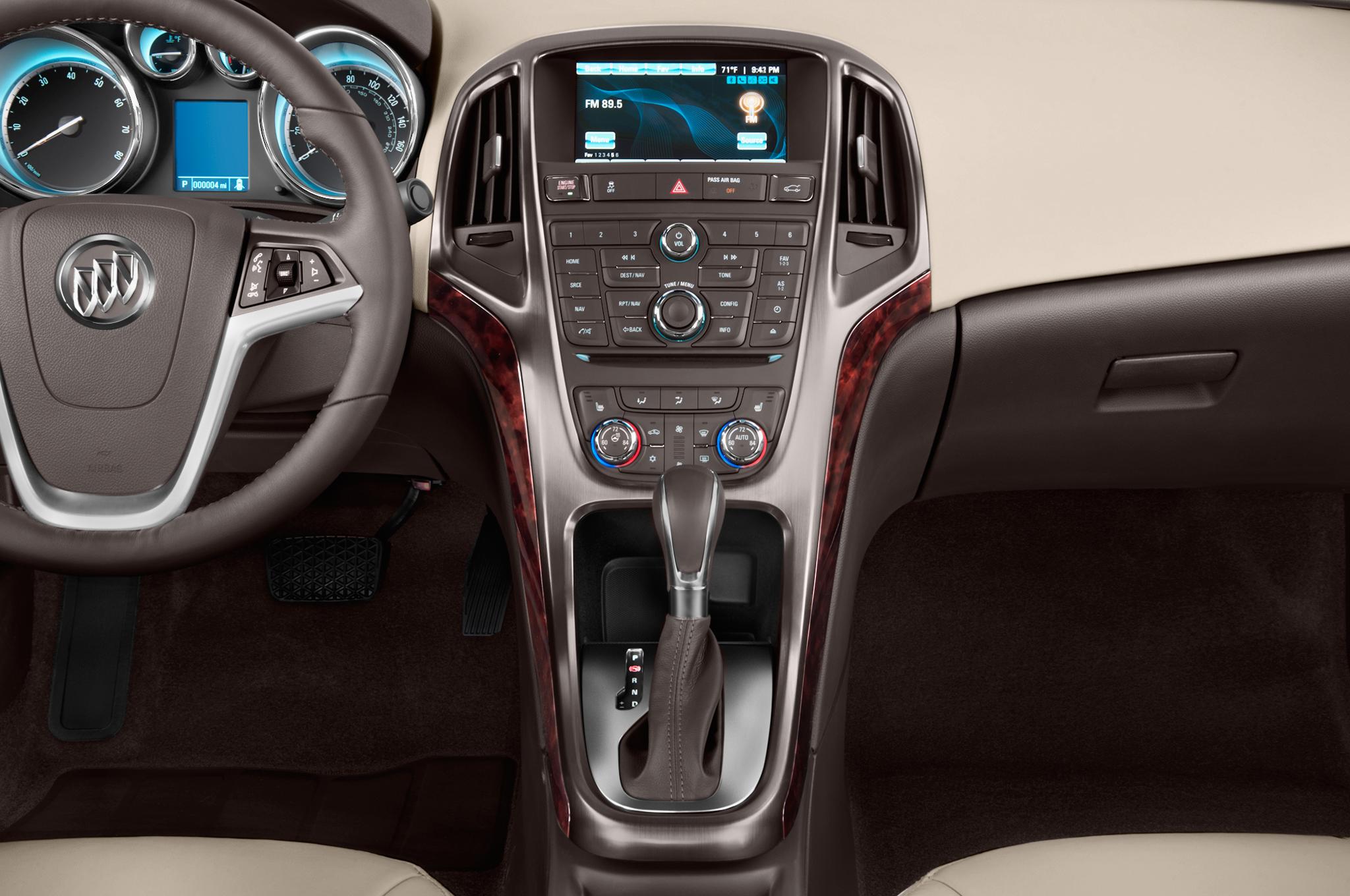 Buick Verano I 2011 now Sedan OUTSTANDING CARS