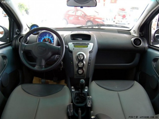 BYD F0 2008 - now Hatchback 5 door #6