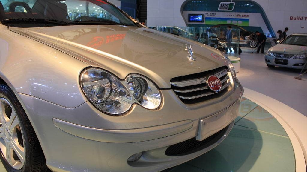 BYD F8 (S8) 2009 - 2010 Cabriolet #5