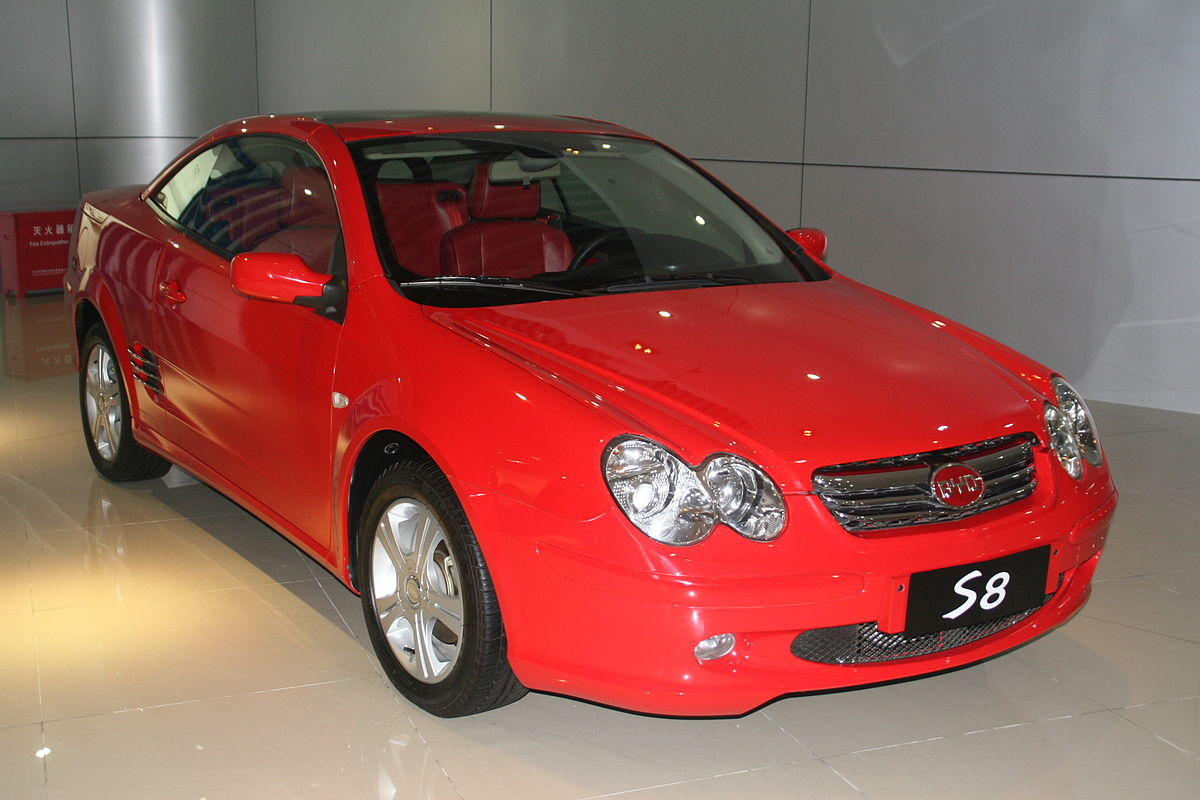 BYD F8 (S8) 2009 - 2010 Cabriolet #8