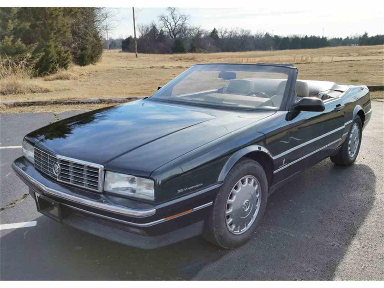 Cadillac Allante 1989 - 1996 Cabriolet #2