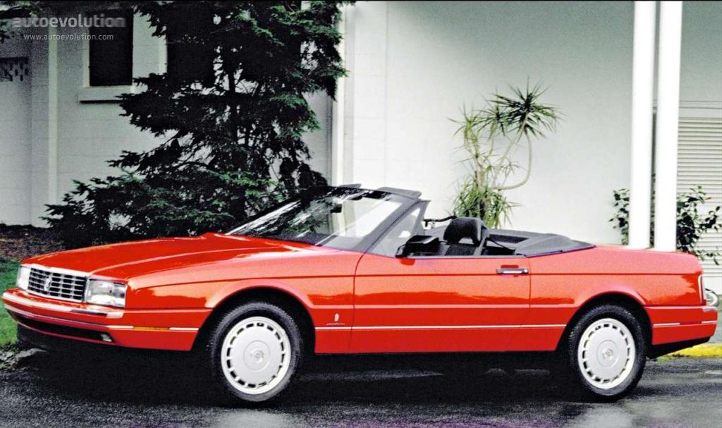 Cadillac Allante 1989 - 1996 Cabriolet #4