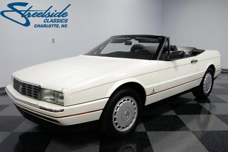 Cadillac Allante 1989 - 1996 Cabriolet #1