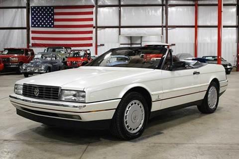 Cadillac Allante 1989 - 1996 Cabriolet #8
