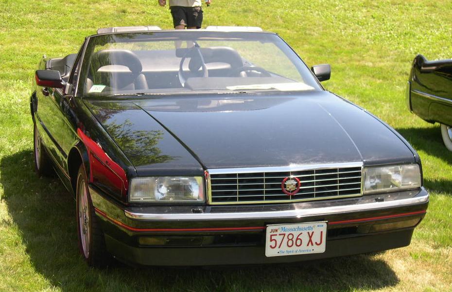 Cadillac Allante 1989 - 1996 Cabriolet #6