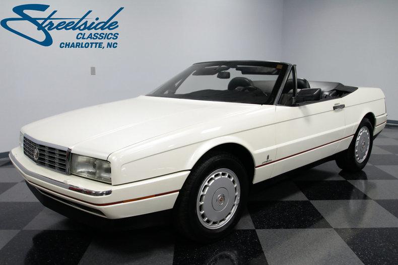 Cadillac Allante 1989 - 1996 Cabriolet #5