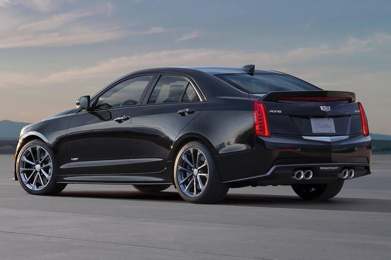 Cadillac ATS-V 2015 - now Sedan :: OUTSTANDING CARS