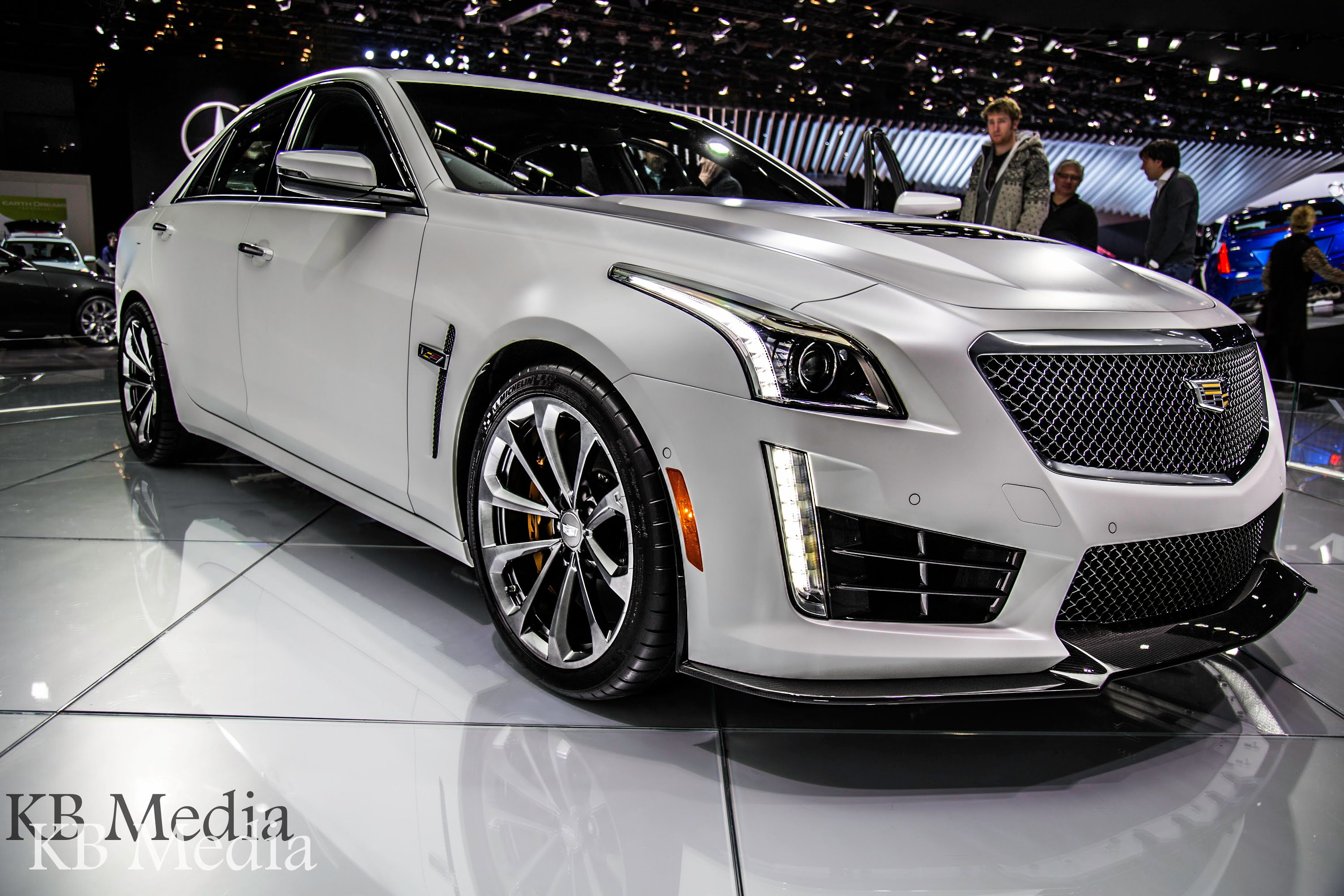 Cadillac ATS-V 2015 - now Sedan :: OUTSTANDING CARS