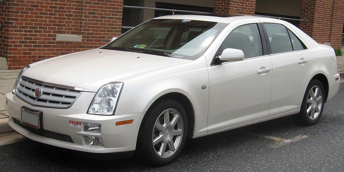Cadillac STS I 2005 - 2007 Sedan #8