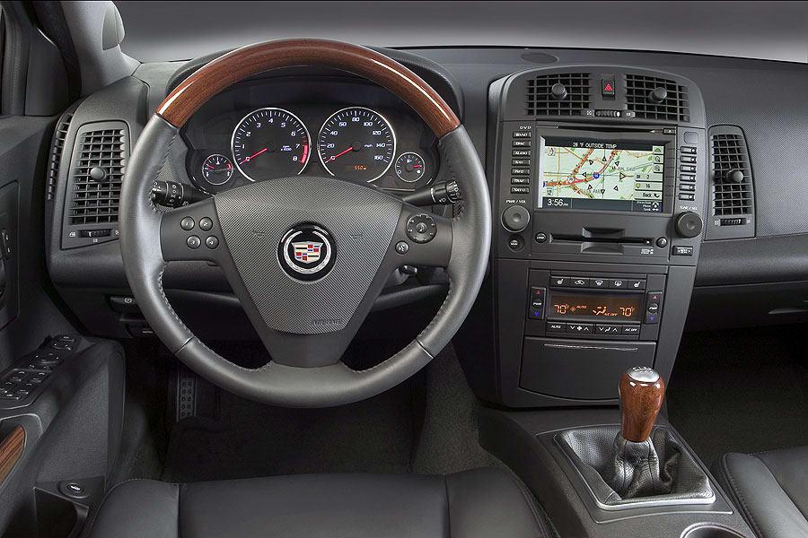 Cadillac STS I 2005 - 2007 Sedan #7