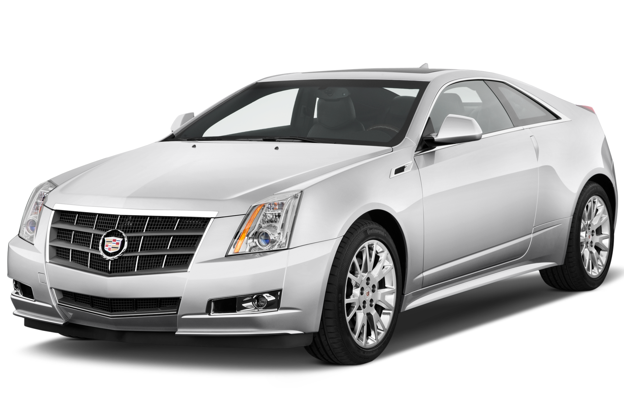 Cadillac CTS II 2007 - 2014 Coupe :: OUTSTANDING CARS