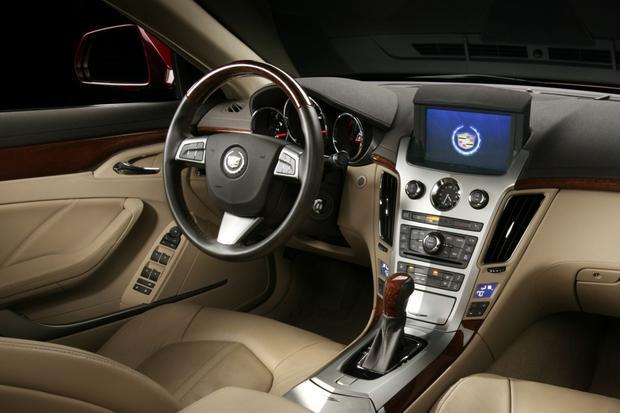 Cadillac CTS III 2014 - now Sedan #4