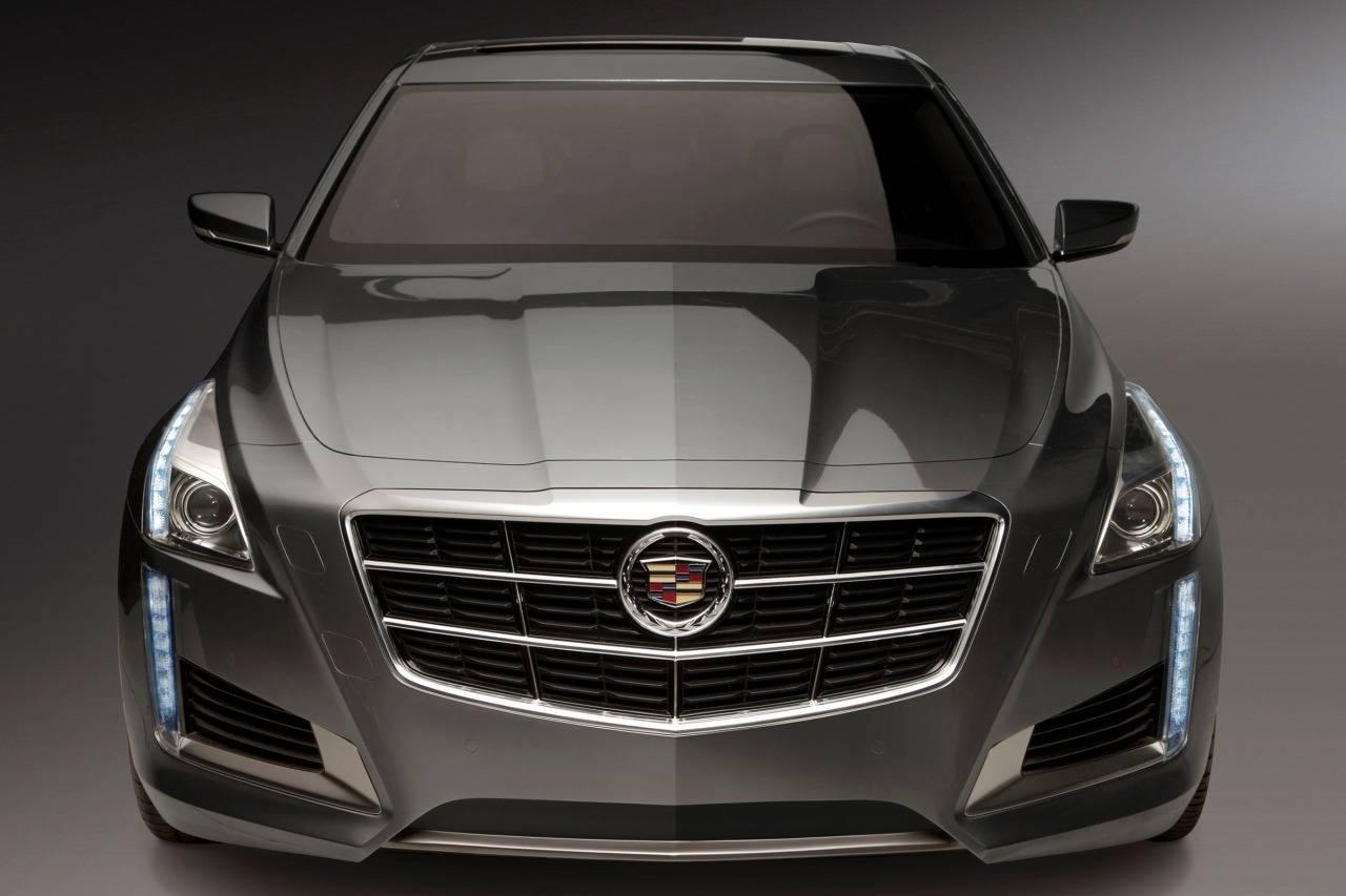 Cadillac CTS III 2014 - now Sedan #8