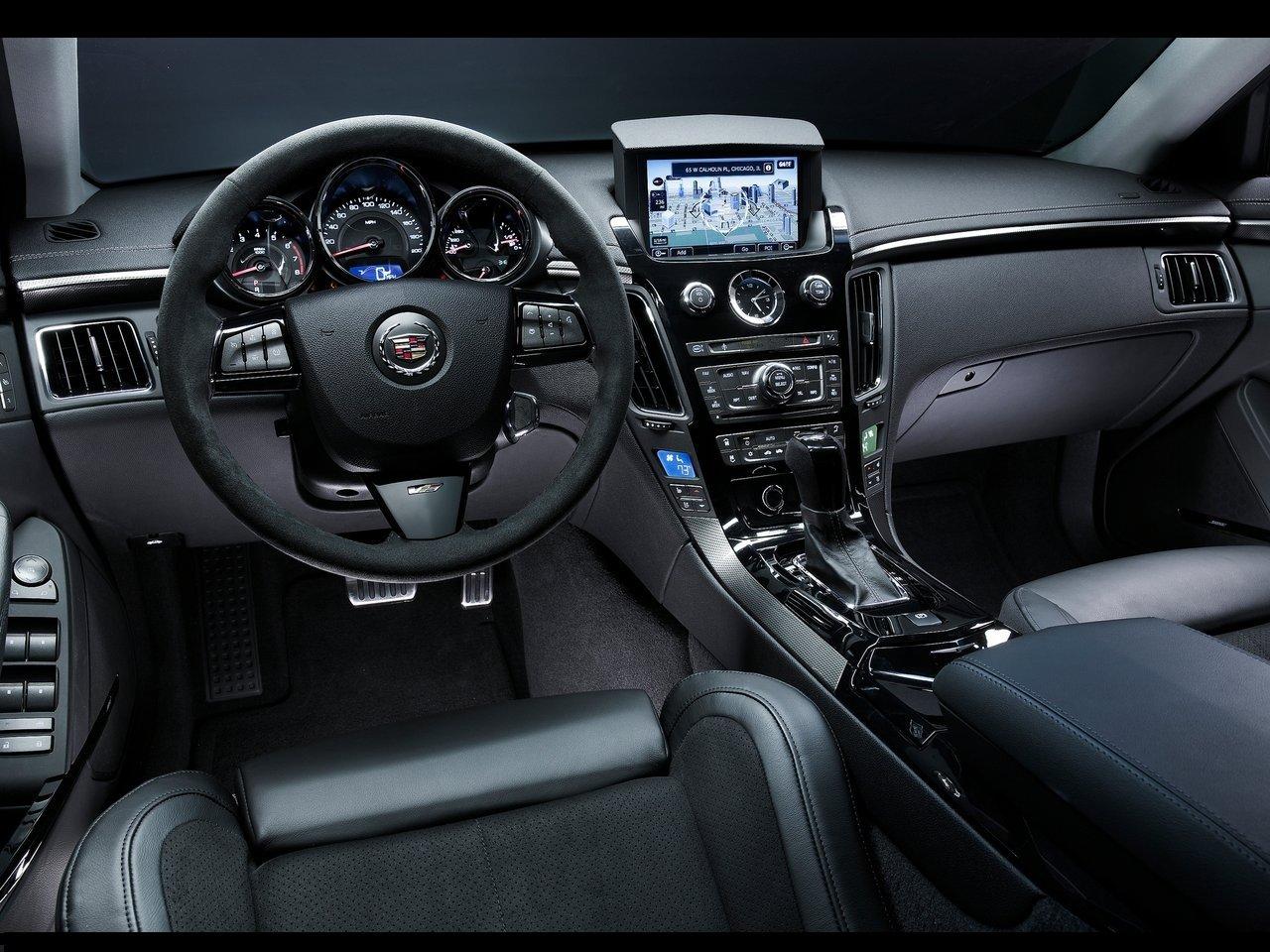 Cadillac CTS III 2014 - now Sedan #5