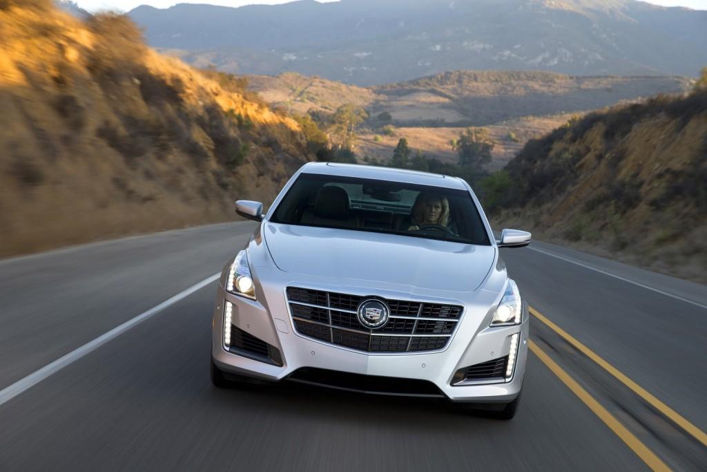 Cadillac CTS III 2014 - now Sedan #2
