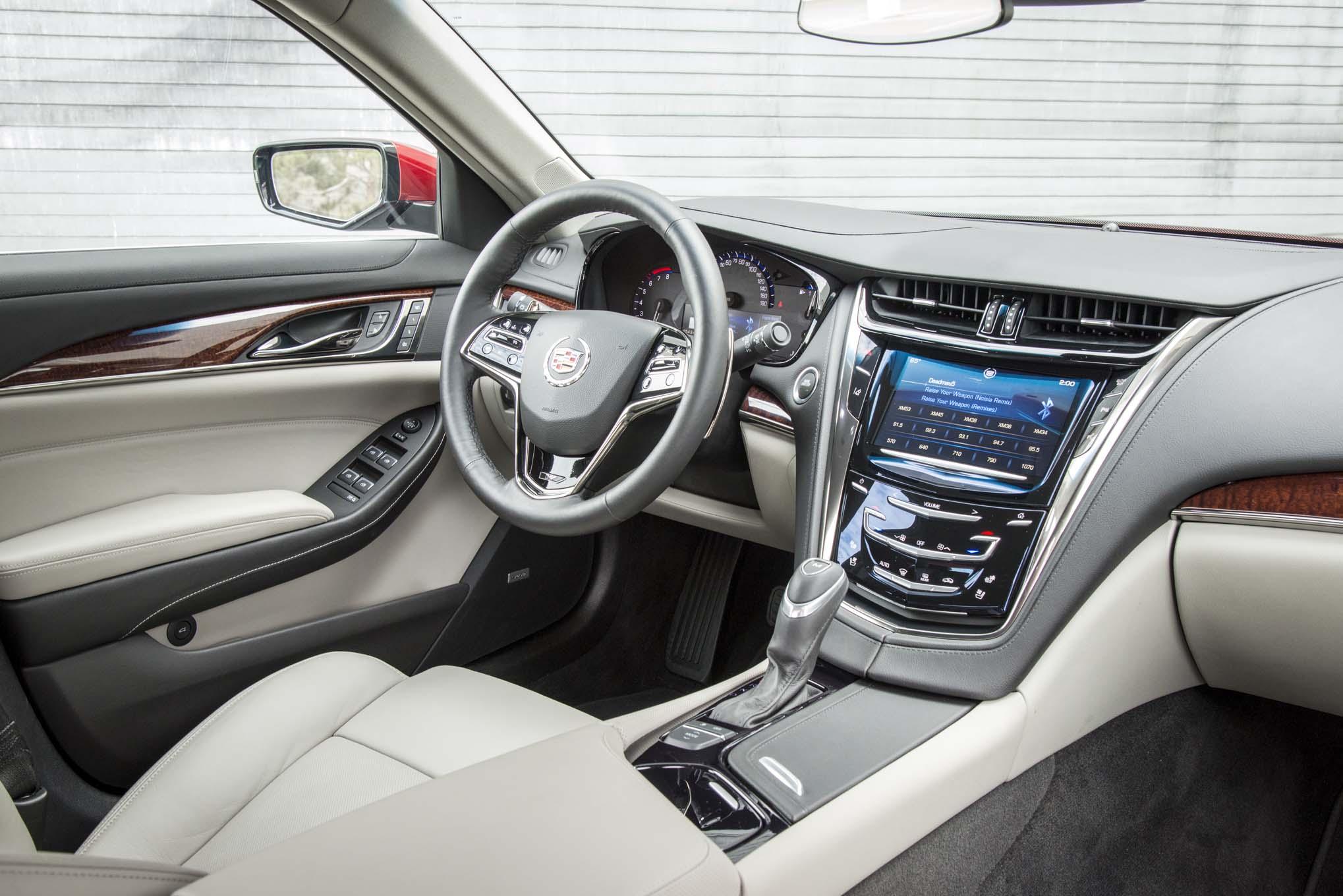 Cadillac CTS III 2014 - now Sedan #3