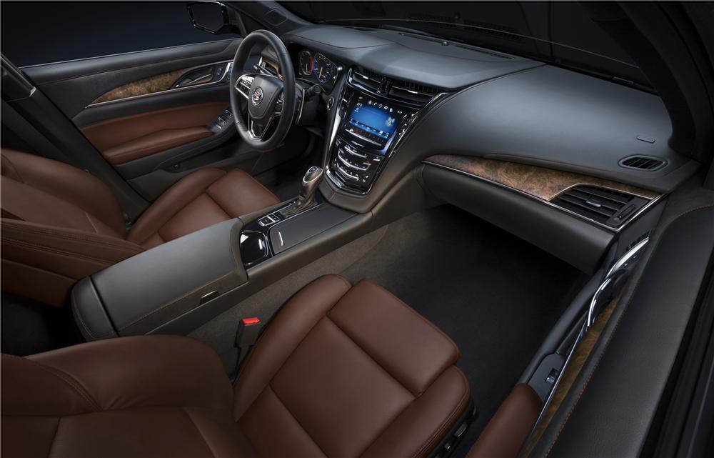 Cadillac CTS III 2014 - now Sedan #1