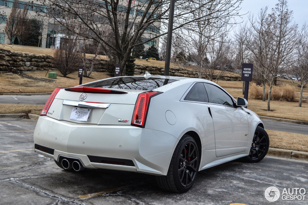 Cadillac Cts V Ii 2008 2014 Coupe Outstanding Cars