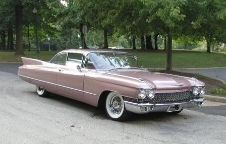 Cadillac DeVille I 1959 - 1960 Sedan #7