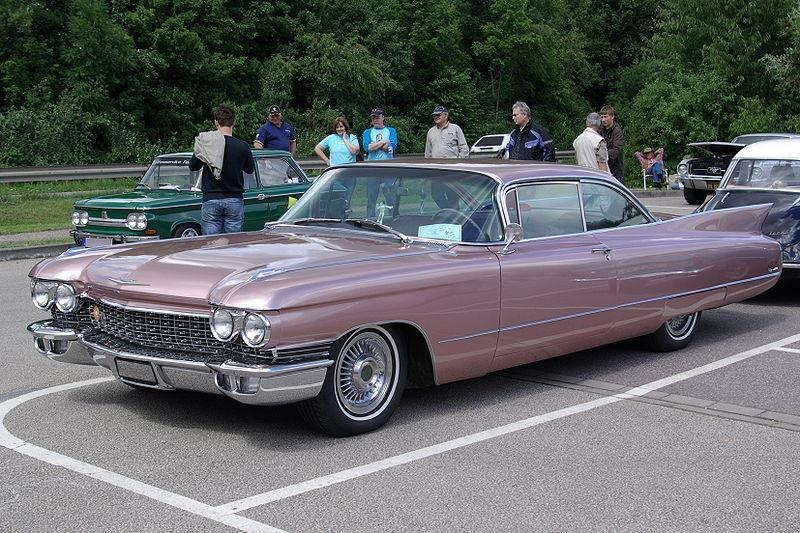Cadillac DeVille I 1959 - 1960 Sedan #6