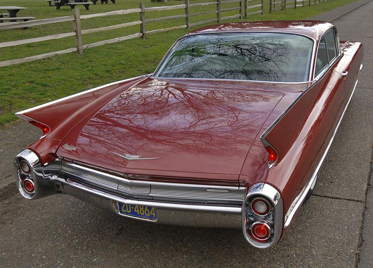 Cadillac DeVille I 1959 - 1960 Sedan #4