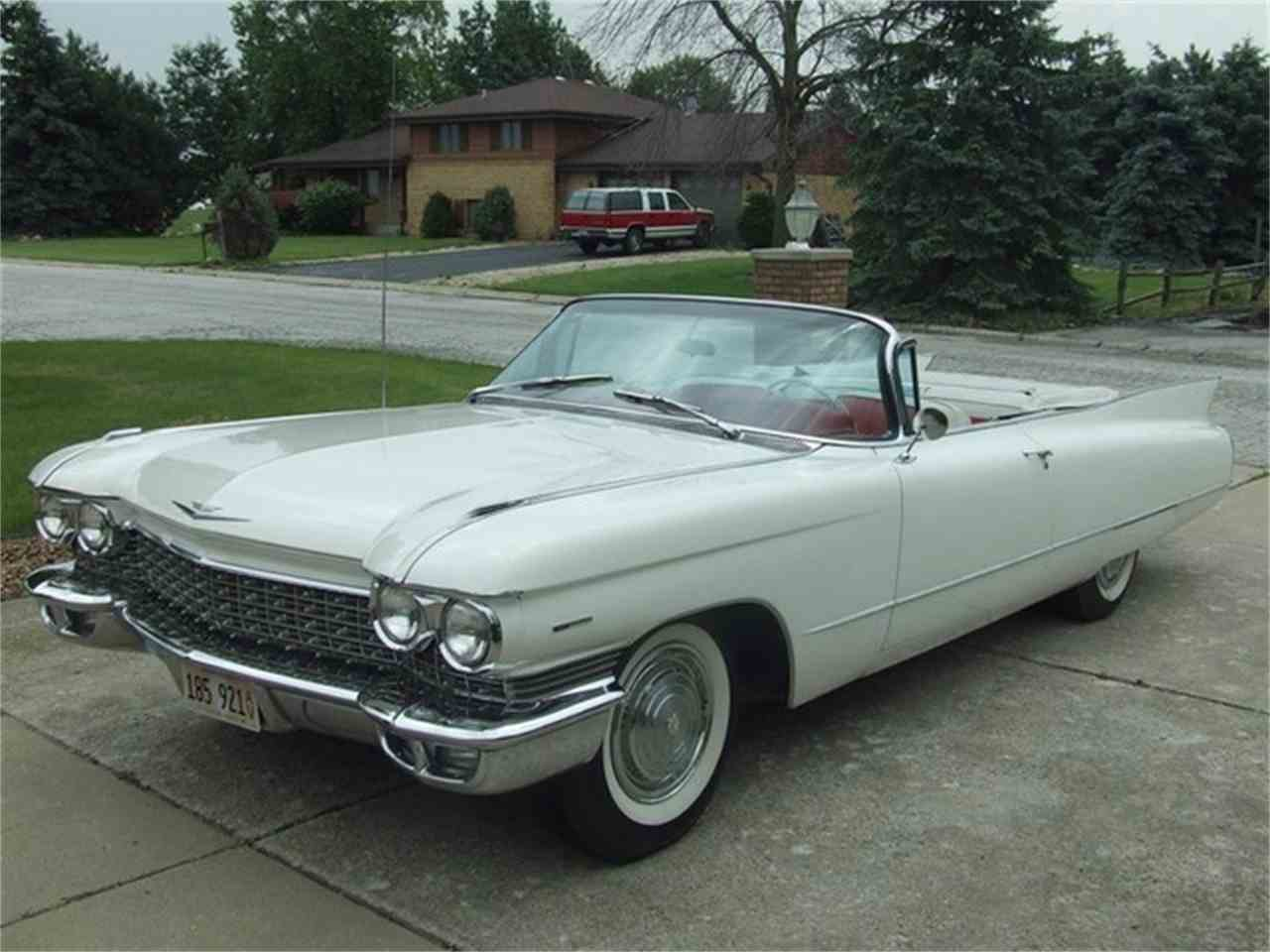 Cadillac DeVille I 1959 - 1960 Sedan #3