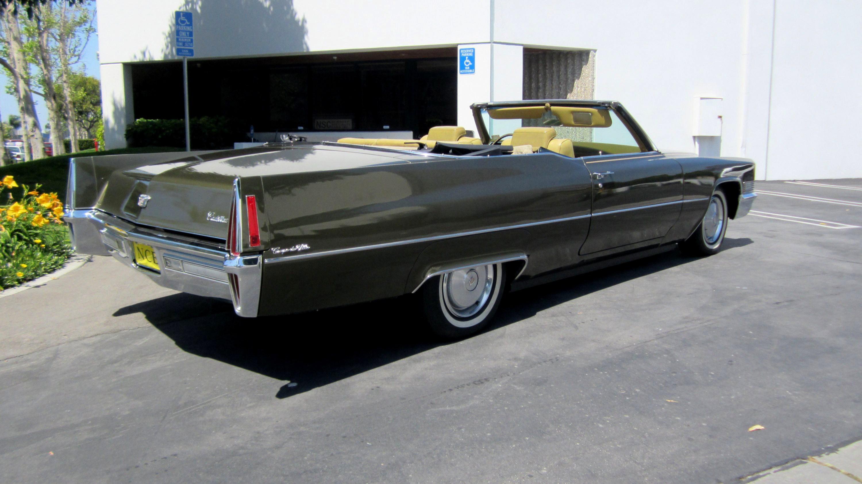 Cadillac DeVille III 1965 - 1970 Cabriolet #2