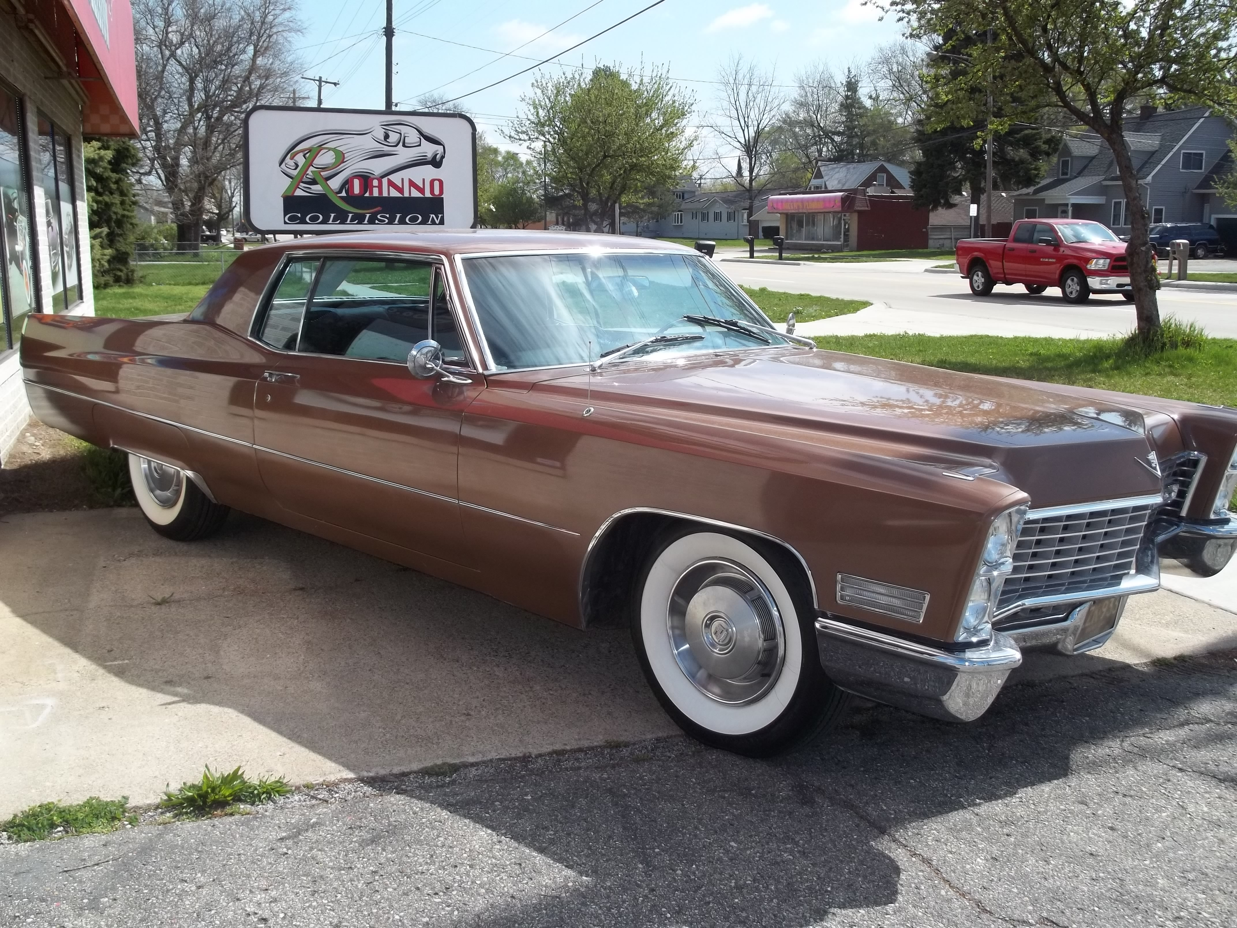Cadillac Deville Iii 1965 1970 Coupe Outstanding Cars 1978 Interior 8