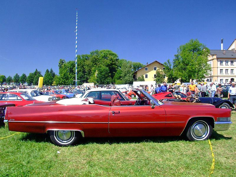 Cadillac DeVille III 1965 - 1970 Coupe #8