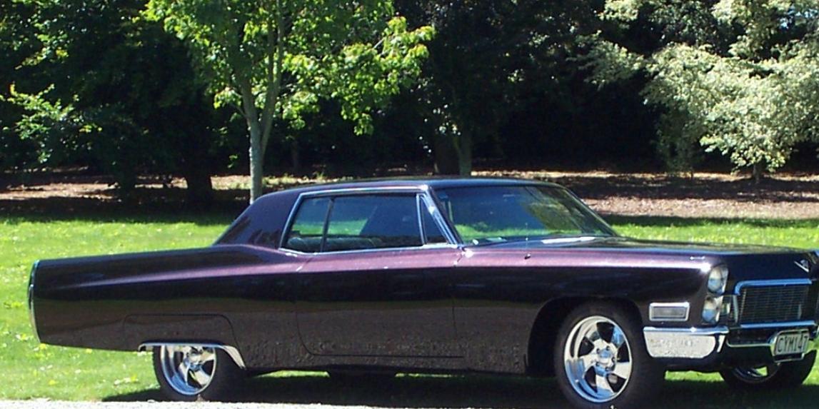 Cadillac DeVille V 1977 - 1984 Sedan #3