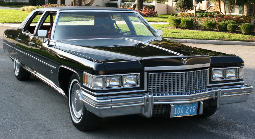 Cadillac Sixty Special X 1971 - 1976 Sedan #6
