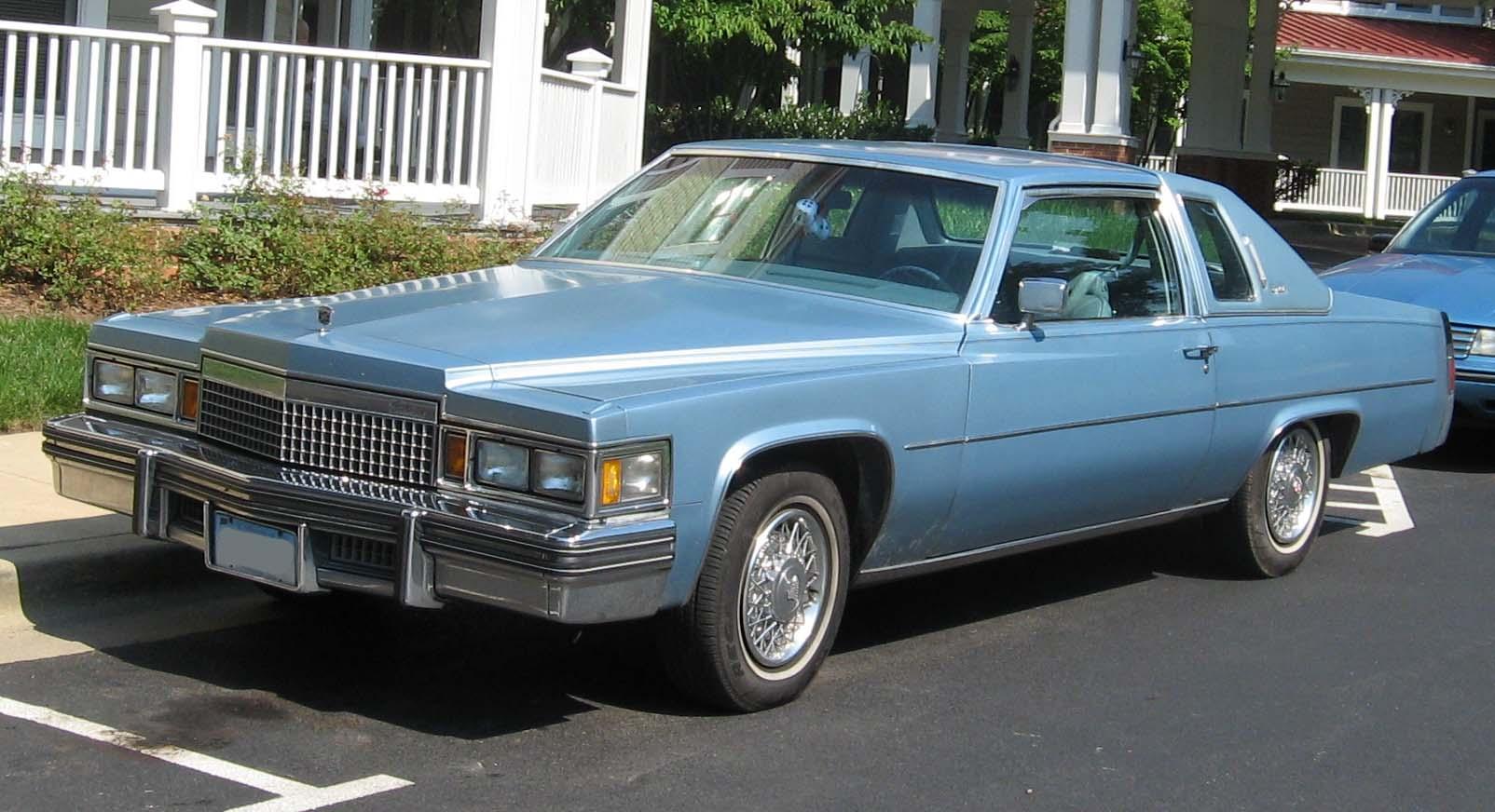 Cadillac DeVille V 1977 - 1984 Sedan #5