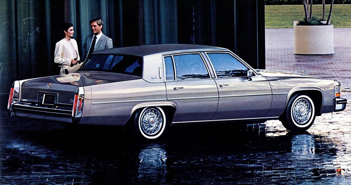 Cadillac DeVille V 1977 - 1984 Sedan #6