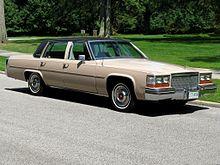 Cadillac DeVille V 1977 - 1984 Sedan #7