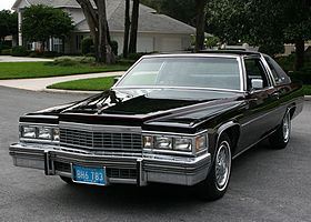 Cadillac DeVille V 1977 - 1984 Sedan #8