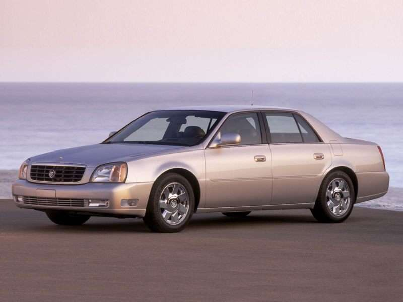 Cadillac DeVille VIII 1999 - 2005 Sedan #3