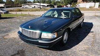 Cadillac DeVille VIII 1999 - 2005 Sedan #1