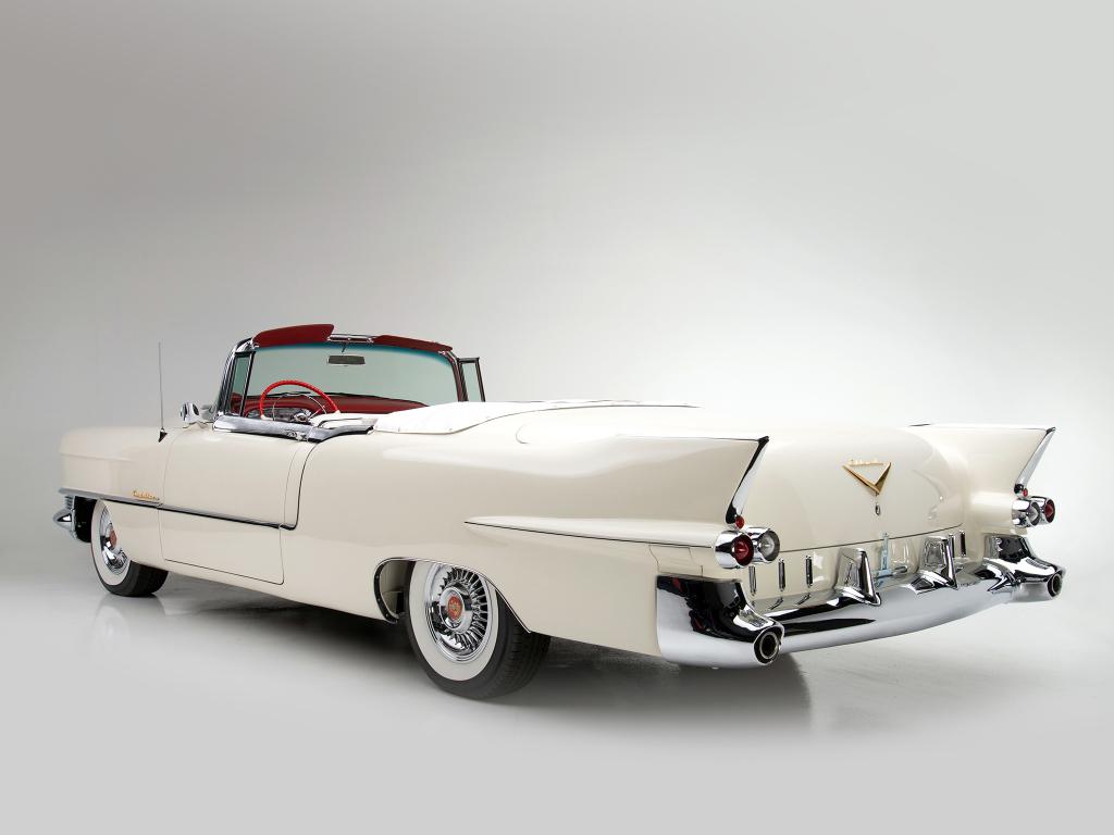 Cadillac Eldorado Ii 1954 1956 Cabriolet Outstanding Cars El Dorado 4